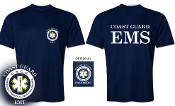 COAST GUARD EMT/PARAMEDIC MOISTURE WICKING TEE