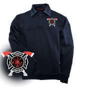 FEDERAL CONCORD FIRE DEPT GAME WORKSHIRT No Denim