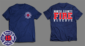 NORTH COUNTY FIRE RESERVE STATION 15 TEE