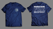 MOUNTAIN HOUSE FIRE DEPT. TALL TEE