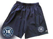 MOUNTAIN HOUSE FIRE DEPT SOFFE POCKET SHORTS