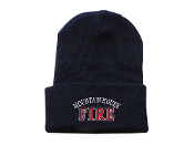 MOUNTAIN HOUSE FIRE DEPT. 12 INCH KNIT BEANIE