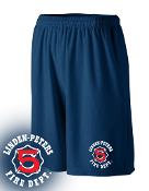 LINDEN PETERS AUGUSTA WICKING POCKET SHORTS