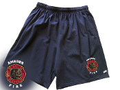 AMADOR FIRE COTTON SHORTS W/ POCKETS