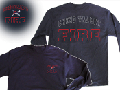 Chino Valley Fire Long Sleeve Tee