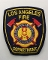 LAFD OFFICIAL PATCH - NAVY