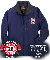 FOSTER CITY W/WHITE EMB. OFFICIAL LOGO GAME/THREE SEASONS JACKET