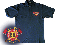 COLMA FIRE DISTRICT POLO - GOLD EMB.