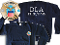 DLA - ITEM G120 - CREW SWEATSHIRT - OFFICIAL WEAR