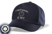 COAST GUARD EMT FLEX FIT HAT