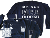 MT. SAC FIRE ACADEMY PT SWEATSHIRT