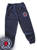 NORTH COUNTY FIRE RESERVE STATION 5  SWEATPANTS