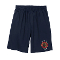 AMADOR FIRE SPORT TEK JERSEY KNIT POCKET SHORTS