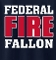 FEDERAL FALLON FIRE DEPT.