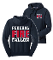 FEDERAL FIRE FALLON FIRE DEPT. HOODED SWEATSHIRT