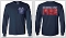NORTH BAY FIRE DEPT. PORT & CO LONG SLEEVE TEE