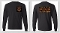 TRAVIS FIRE DEPT. HANES BEEFY-T LONG SLEEVE