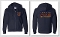 TRAVIS FIRE DEPT. GILDAN ZIPPER HOODED SWEATSHIRT