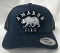 AMADOR BEAR DESIGN MESH SNAP BACK FLEX FIT